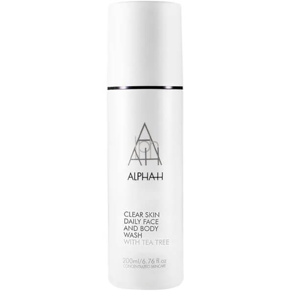 Alpha-H Clear Skin Daily Face and Body Wash (200ml)