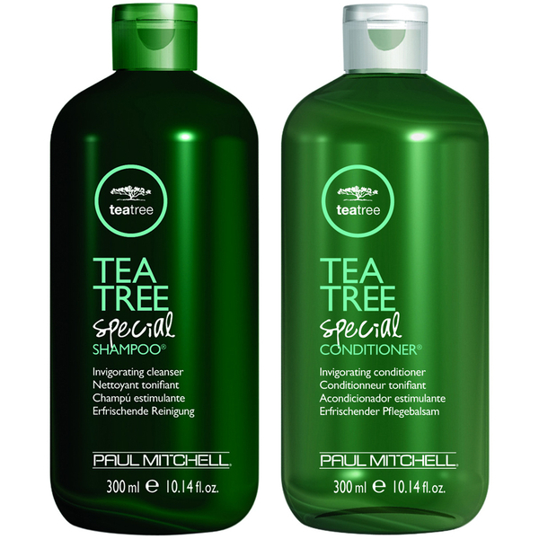paul mitchell tea tree special duo shampoo conditioner free shipping lookfantastic. Black Bedroom Furniture Sets. Home Design Ideas
