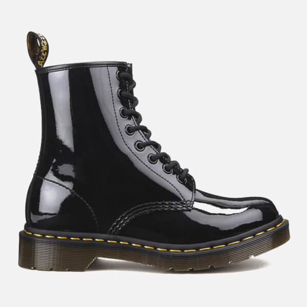 dr martens black on black