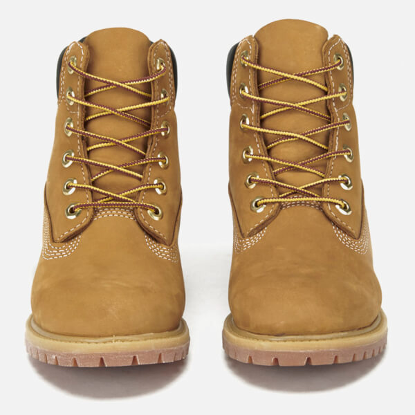 e5b643778d4 ... M59eb6561981829ba0c03abb8; Timberland Womens 6 Inch Premium Leather  Boots - Wheat Image 6 ...