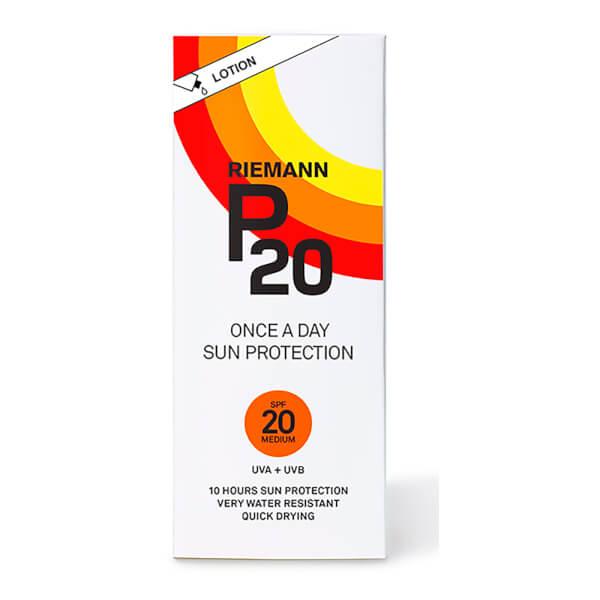 Riemann P20 Sun Filter 200 ml SPF20