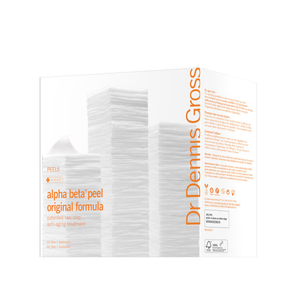 Dr Dennis Gross Alpha Beta Daily Face Peel (60 pk)