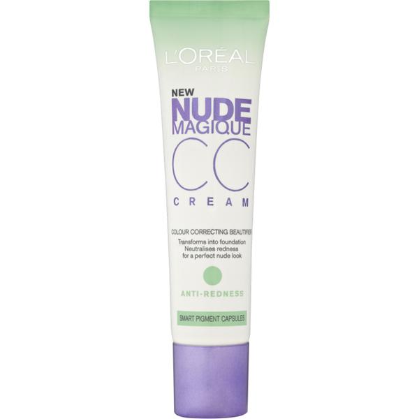 L'Oréal Paris Nude Magique Anti-Redness CC Cream