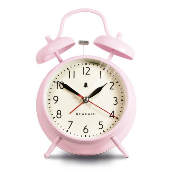 Newgate New Covent Garden Clock - Dreamy Pink