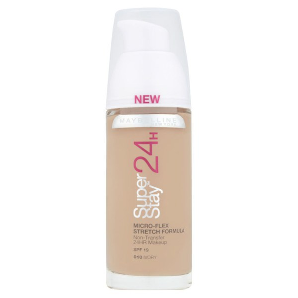 Maybelline New York Super Stay 24 Hour Foundation - Various Shades