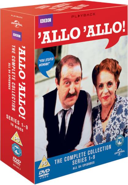 'Allo 'Allo - The Complete Box Set