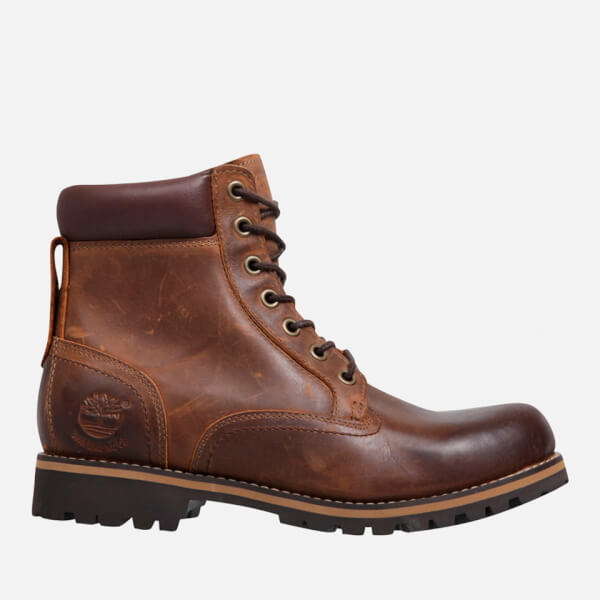Timberland Men S Earthkeepers Rugged Waterproof Boots Copper Image 1