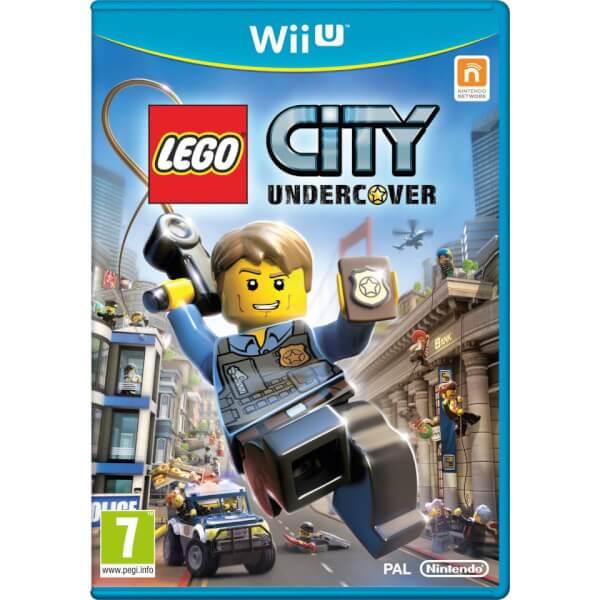 LEGO® City Undercover WII U