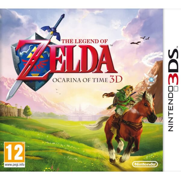 The Legend of Zelda™: Ocarina of Time 3D
