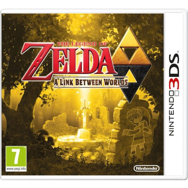 The Legend of Zelda™: A Link Between Worlds