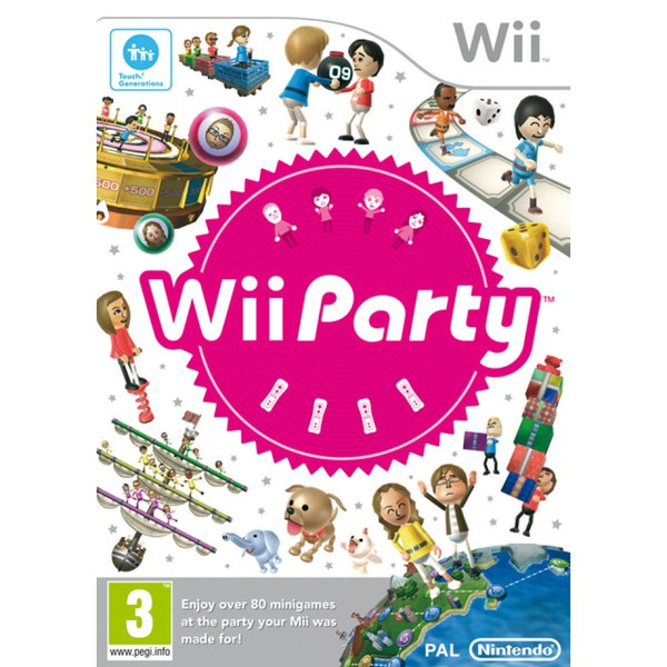 Wii Party