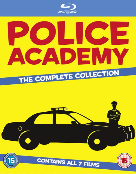 Police Academy - The Complete Collection: Image 01