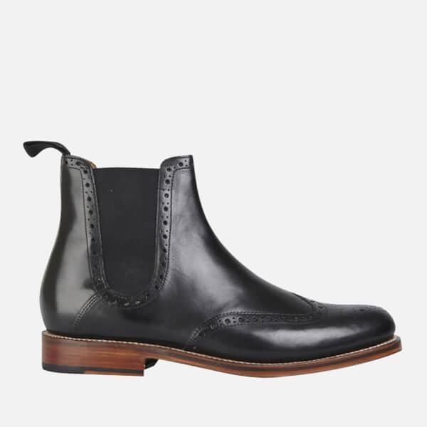 Grenson Men's Jacob Chelsea Boots - Black