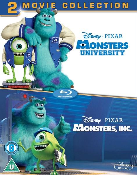 Monsters, Inc. / Monsters University