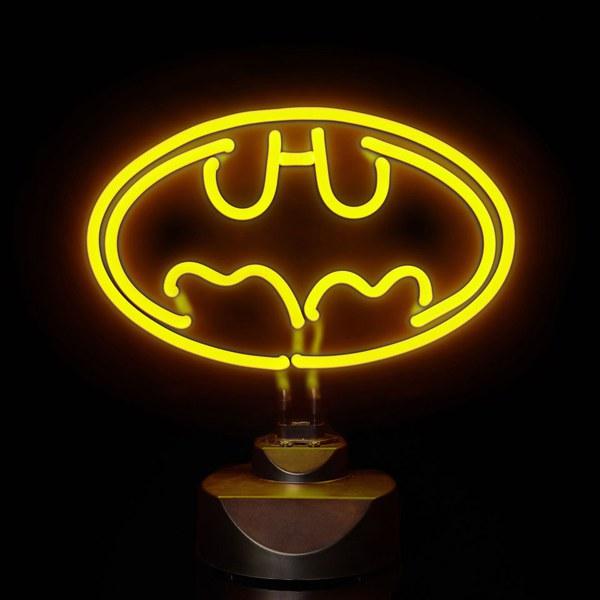 Dc Comics Batman 30cm Wide Neon Light Iwoot