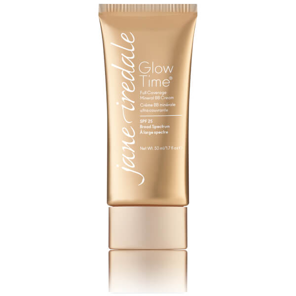 jane iredale Glow Time Full Coverage Mineral Bb Cream Various Shades 50 ml