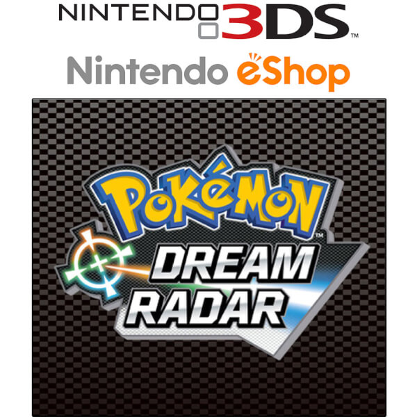 Pokémon Dream Radar - Digital Download