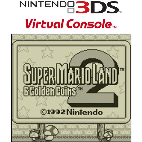 Super Mario Land™ 2: 6 Golden Coins™ - Digital Download