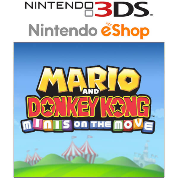 Mario and Donkey Kong™: Minis on the Move - Digital Download