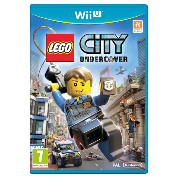 LEGO® CITY Undercover Wii U - Digital Download