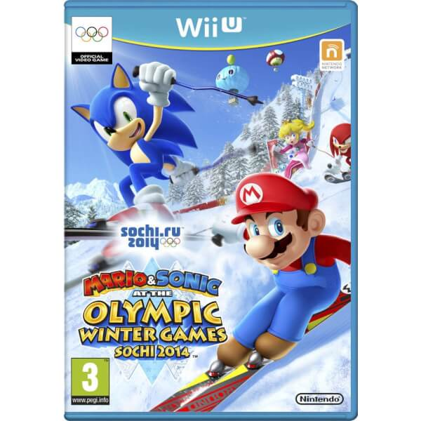 Mario & Sonic at the Sochi 2014 Olympic Winter Games - Digital Download