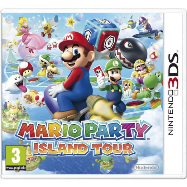 Mario Party: Island Tour - Digital Download