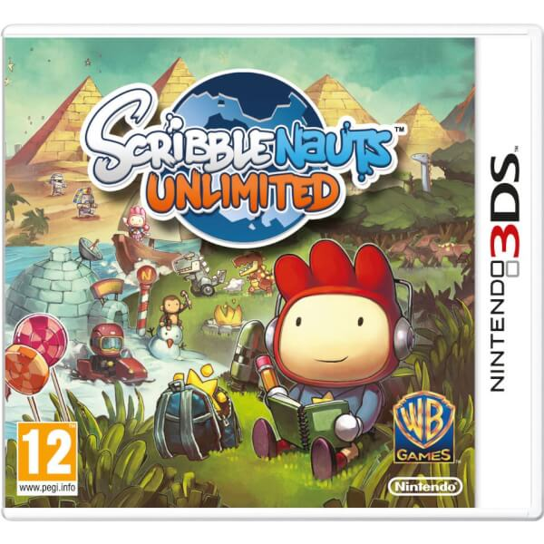 Scribblenauts Unlimited - Digital Download