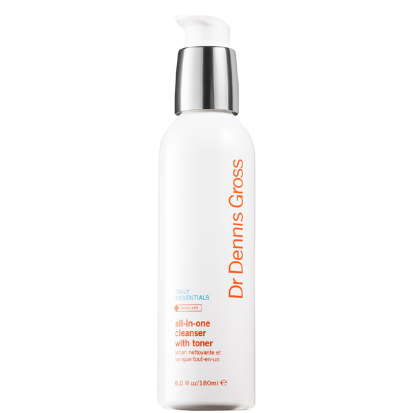 Dr Dennis Gross All-In-One Facial Cleanser with Toner (180ml)