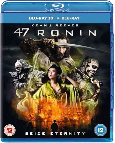 47 Ronin 3D (Includes 2D Version)
