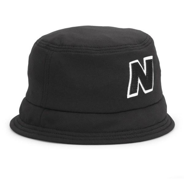 New Balance Unisex Glasto Ripstop Bucket Hat - Polyester Ripstop Black   Image 2 8b543311a99