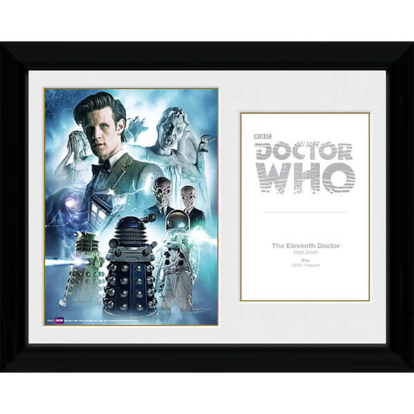 Doctor Who 11th Doctor - 30 x 40cm Collector Prints