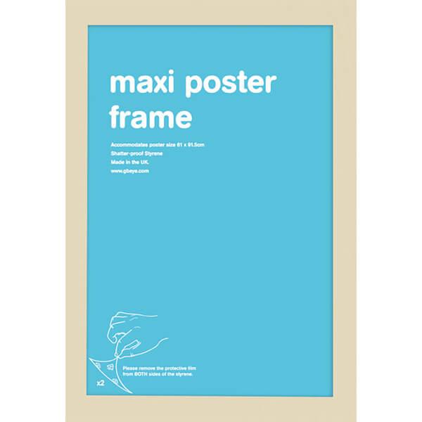 Beech Frame Maxi - Maxi Frame - 61 x 91.5cm