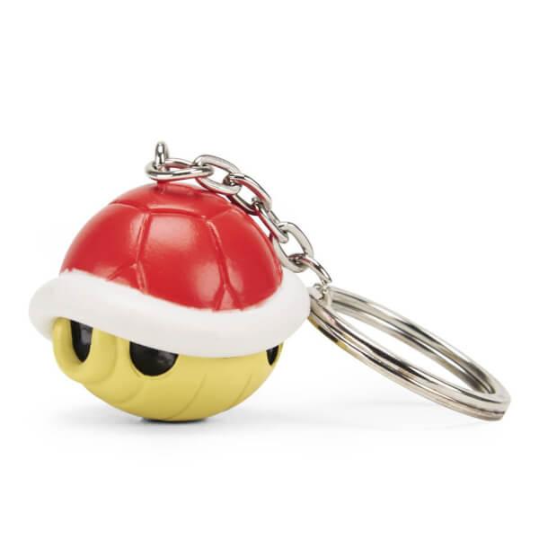 Mario Shell Keyring