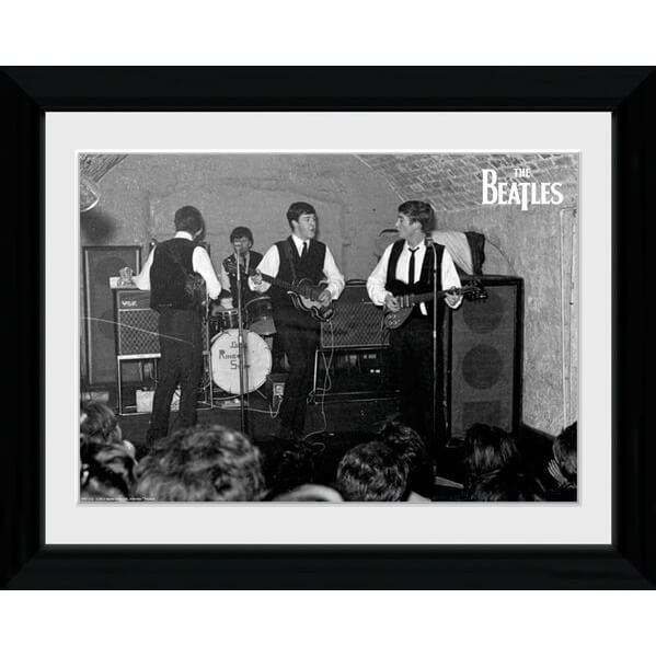 The Beatles The Cavern 2 - Collector Print - 30 x 40cm