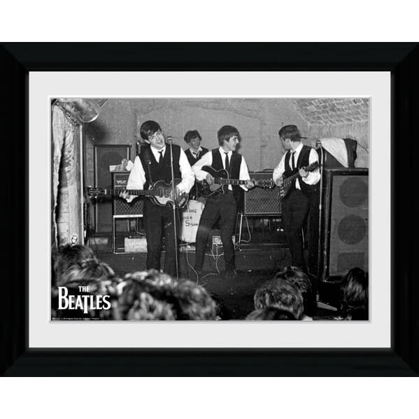 The Beatles The Cavern 3 - Collector Print - 30 x 40cm