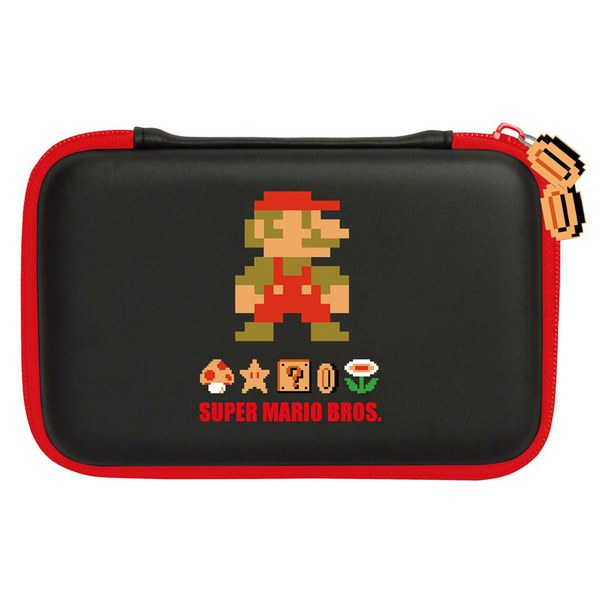 Nintendo 3DS XL Hard Pouch - Mario Retro