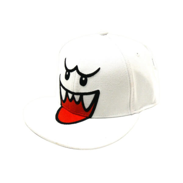 Boo - Flex Cap (White)