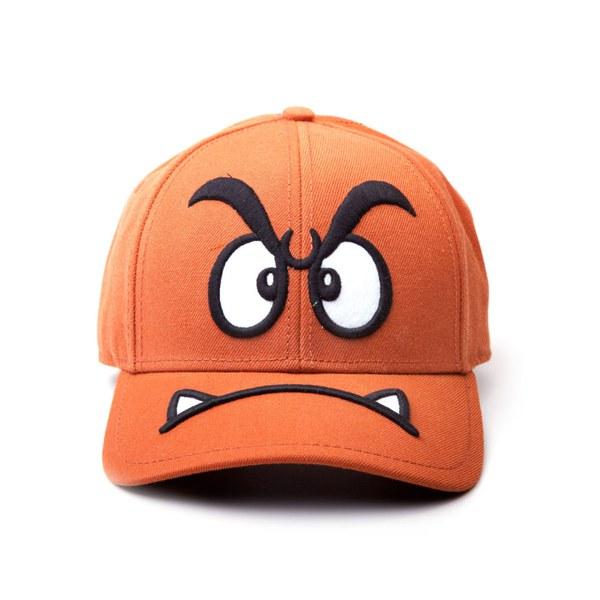 Nintendo Goomba Toys N Joys : Goomba adjustable cap brown nintendo uk store