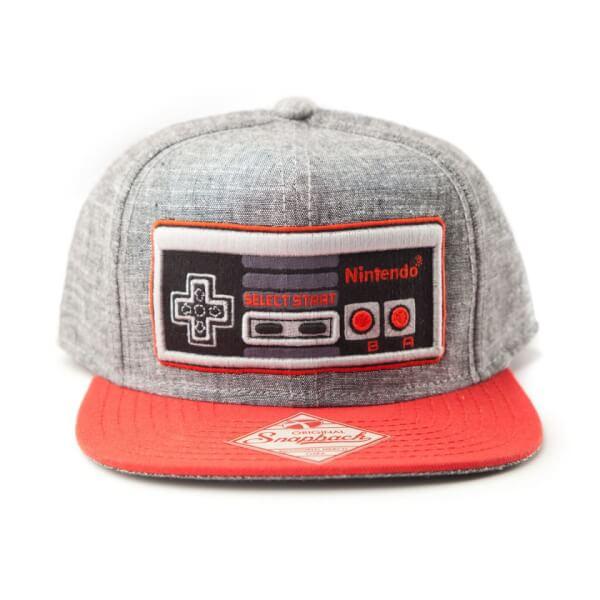 Controller - Flat Bill Cap (Grey/Red)