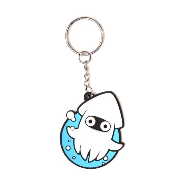 Blooper - Rubber Keychain
