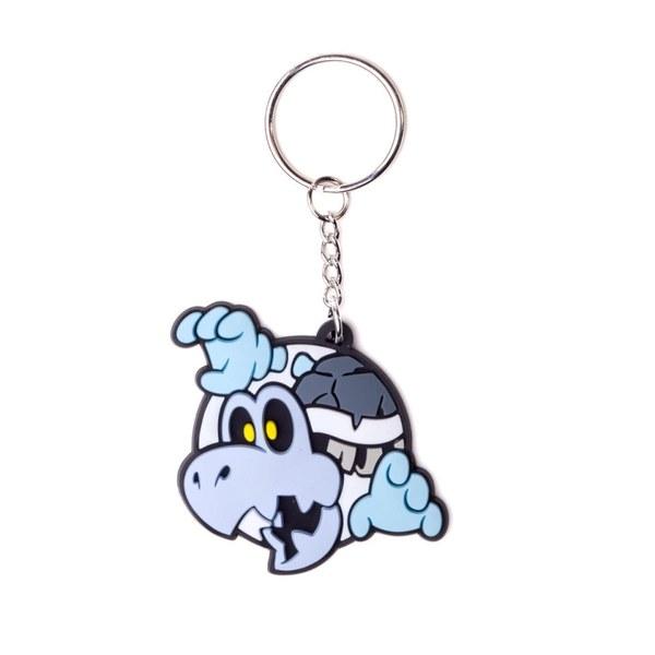Dry Bones - Rubber Keychain