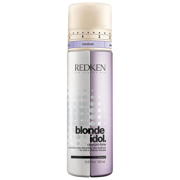 Redken Blonde Idol定制-调色Conditioner(196ml)