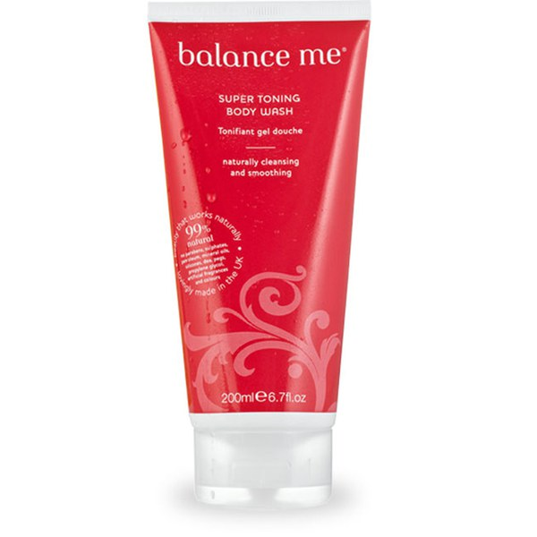 Balance Me Super Toning Body Wash (200 ml)