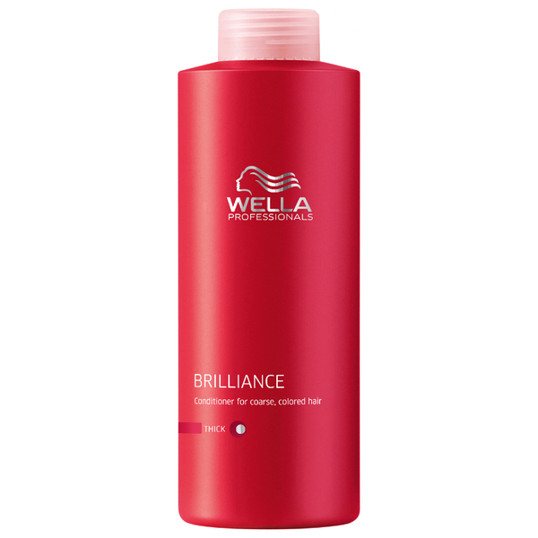 Wella Professionals Brilliance Coarse Conditioner (1000ml)