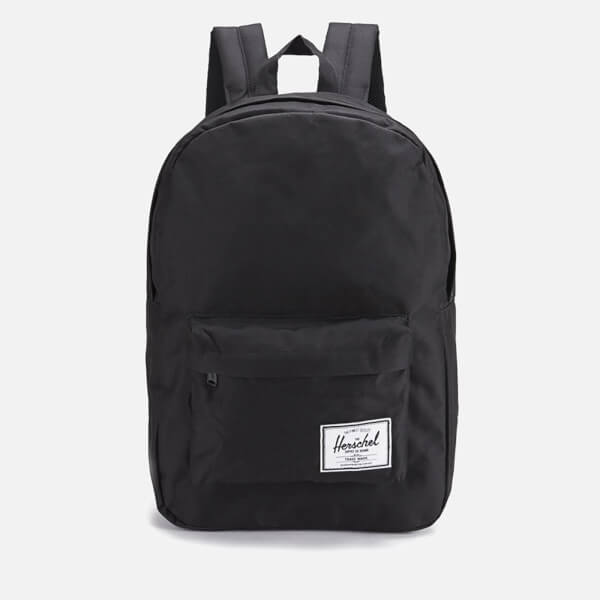 Herschel Supply Co. Men s Classic Logo Backpack - Black  Image 1 ceaa82c7e293f