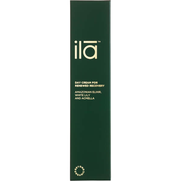 Ila-Spa Day Cream for Renewed Recovery