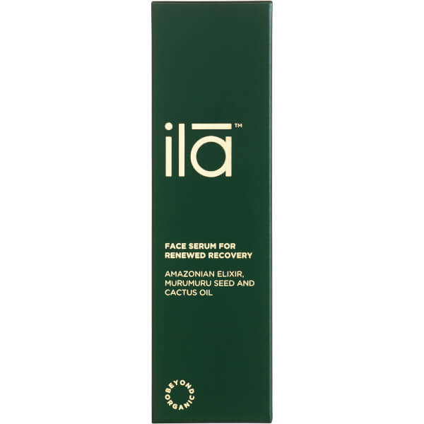 Rainforest Renew Face Serum for Radiant Skin de ila-spa 30 ml