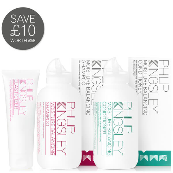 Philip Kingsley Soft and Shiny Regime (Worth £50.00