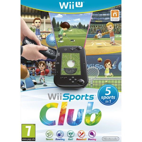 Wii U Sports Club