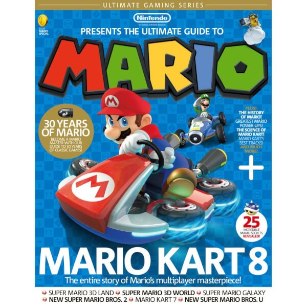 Official Nintendo Magazine Presents: The Ultimate Guide to Mario